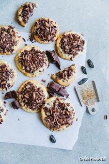 Cookies moelleux chocolat et tonka