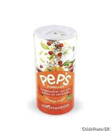 Pep's paillettes aromandise