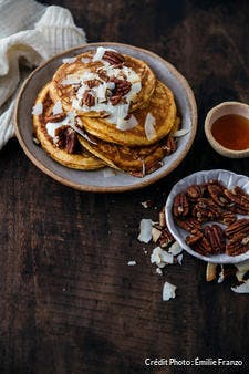 Pancakes au butternut