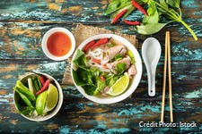 Pho bo, la soupe vietnamienne