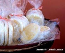 Bonbons à la rouroute, une spécialité réunionnaise