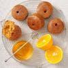 Nonnettes au miel et à la marmelade d'orange