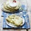 Cheese naans à la Tomme Vaudoise