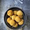 Polpette di riso arancini, croquettes de riz