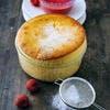 Soufflés au fromage blanc sans gluten