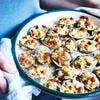 Palourdes gratinées au parmesan et chorizo
