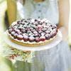 tarte sablée cerises-mascarpone