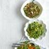 salade de riz rouge au noix de cajou