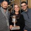 Karine Bierjon, gagnante du Cooking Talent 2019