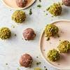 Energy balls au chocolat et aux fruits secs