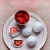 Mochis aux fraises