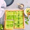 Tarte au concombre