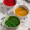 Jars pigments minéraux