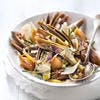 Cocotte d'artichauts violets au citron confit