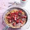 Clafoutis aux fraises à la poêle