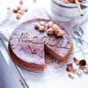 Gâteau magique au Nutella et noisettes