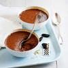 Mousse chocolat à la fève tonka