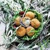 Les croquettes de pommes de terre au gorgonzola de Mina