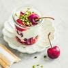 Trifle aux cerises