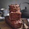 Cake au chocolat et pralin