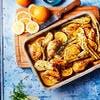 Poulet rôti au fenouil et à l'orange façon Ottolenghi